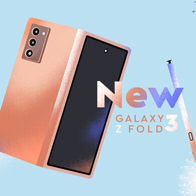 The Samsung Galaxy Z Fold 3 will support the long-awaited S Pen Pro