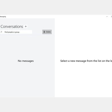Samsung Messaging is a new app for Windows 10 that lets you send and receive texts