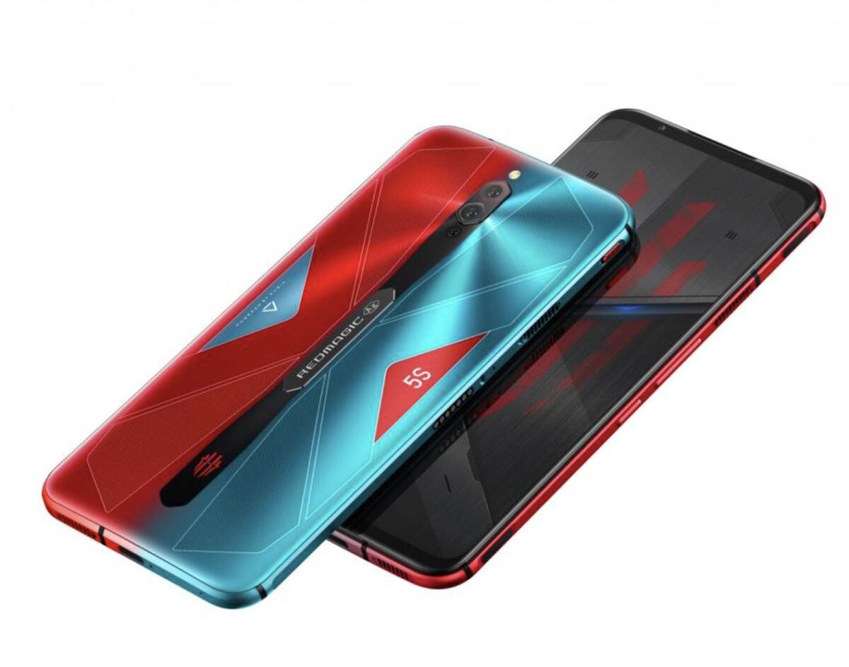 Nubia RedMagic 5S