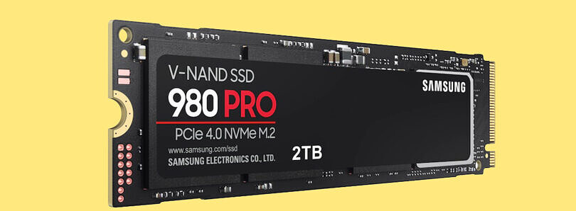 Samsung's 980 Pro M.2 2TB SSD is selling at a discounted price of $350