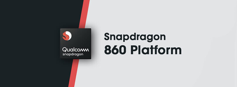 The Qualcomm Snapdragon 860 is an overclocked version of the Snapdragon 855 from 2019