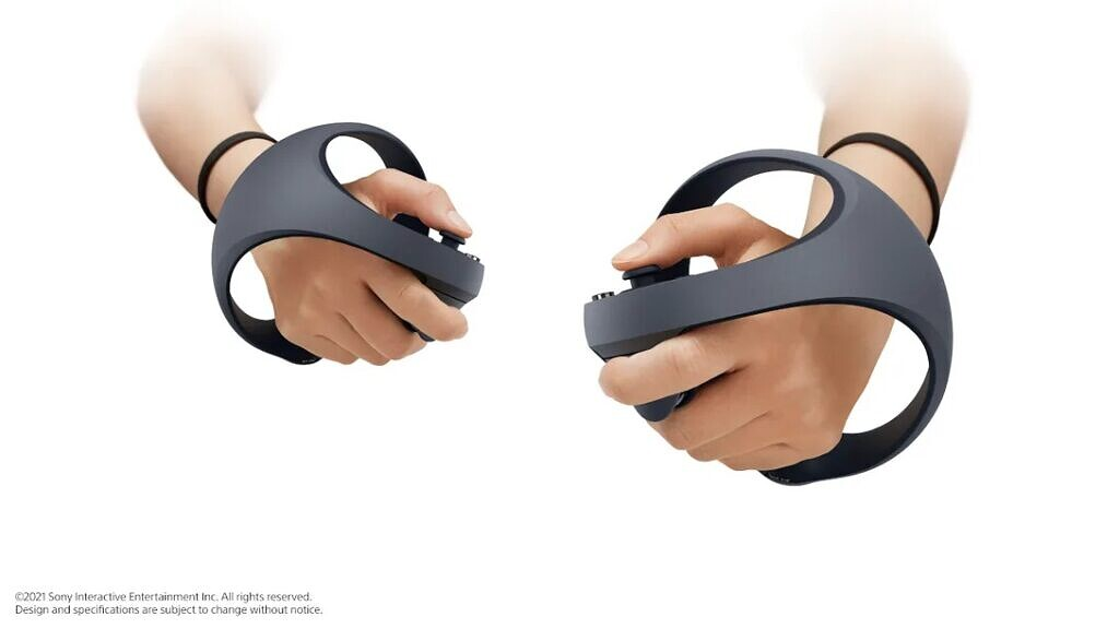 Sony PS5 VR controllers feature image