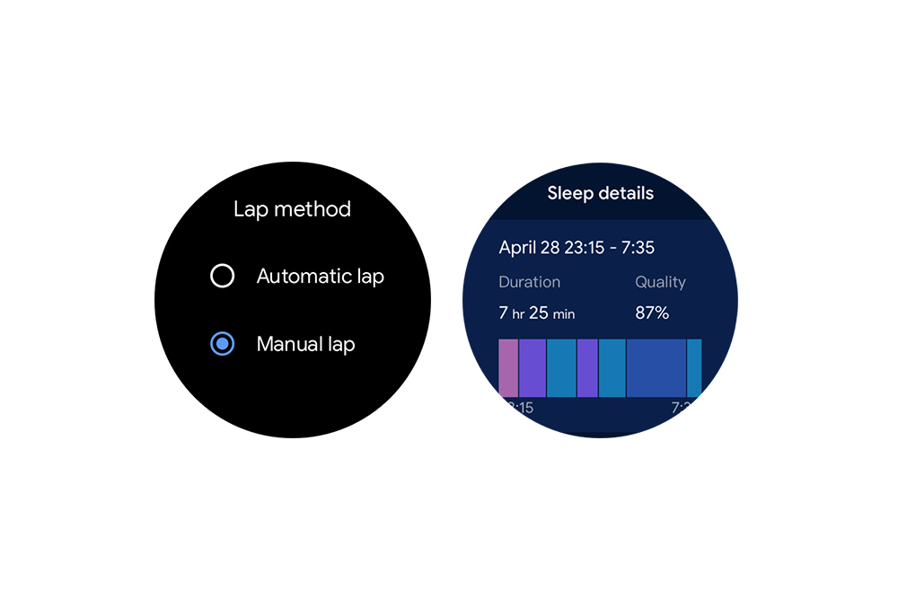 TicWatch Pro S new software features