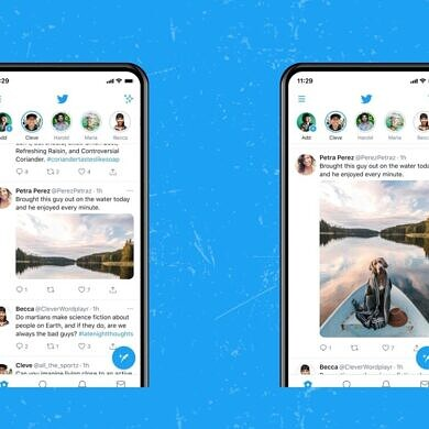 Twitter tests improved image cropping and 4K image viewing on mobile