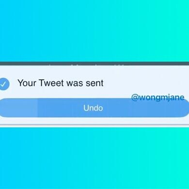 Twitter won't let you edit tweets, but it could soon let you unsend them