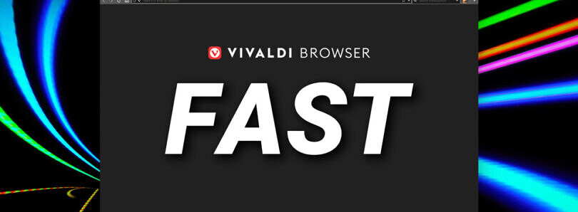 Vivaldi browser adds speed improvements and support for Macs with Apple Silicon