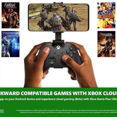 You can now play some old school Xbox games on Android through xCloud