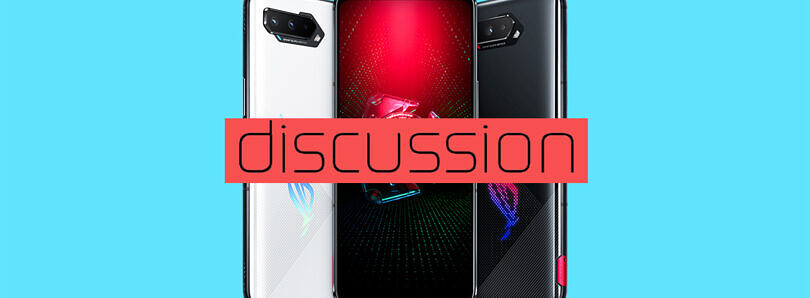The ROG Phone 5 is unapologetically niche even among gaming phones, but I'm not complaining