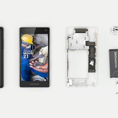 Fairphone 2 from 2015 now receiving official update to Android 9 Pie
