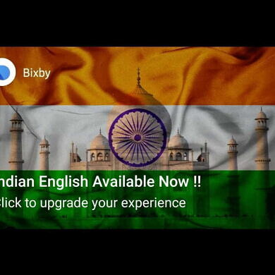 Samsung's Bixby voice assistant now supports Indian English with its 3.0 update