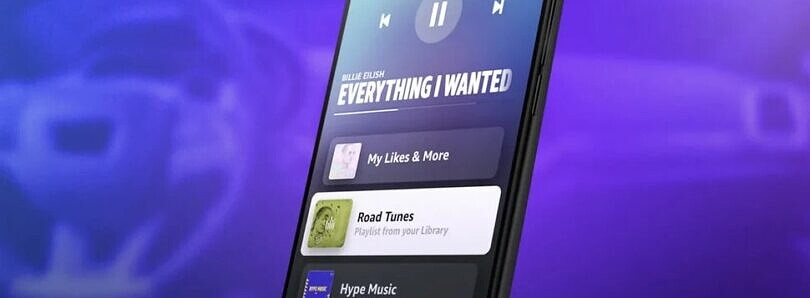Amazon Music gets Car Mode for easier access to your music
