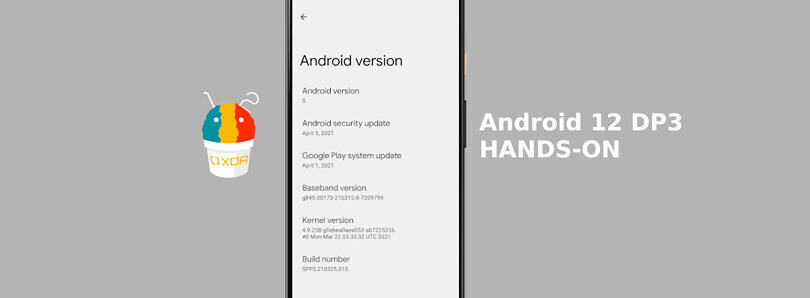 Android 12 DP3 Changelog: All the new features we've found!