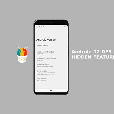 Android 12 DP3 Analysis: Here are all the hidden features!