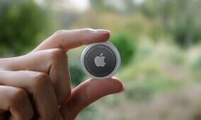 Apple's AirTag helps find your lost items with the Find My app