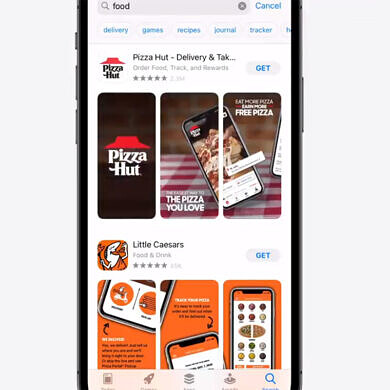 Apple is making it easier to find apps on the App Store with search suggestions