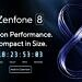 ASUS Zenfone 8 launch invite teases flagship performance in a compact size