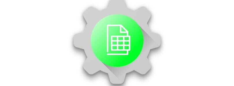 AutoSheets is a new Tasker plugin to automate spreadsheet editing on Google Sheets