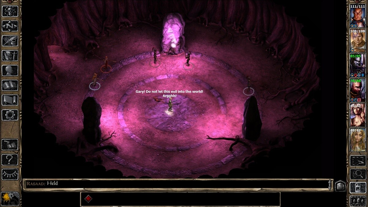 baldurs gate 2 mobile