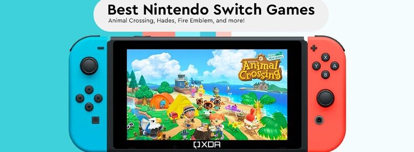 There are the Best Nintendo Switch Games to Buy in April 2021: Animal Crossing, Hades, Fire Emblem, and more!