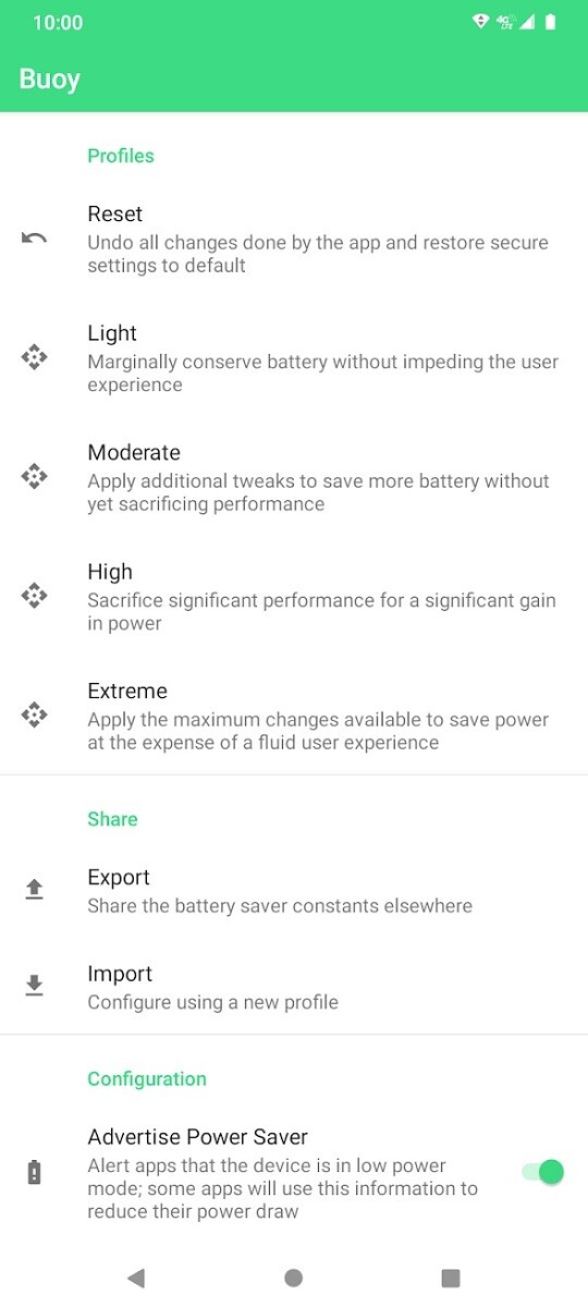 How to customize Android's built-in battery saver mode