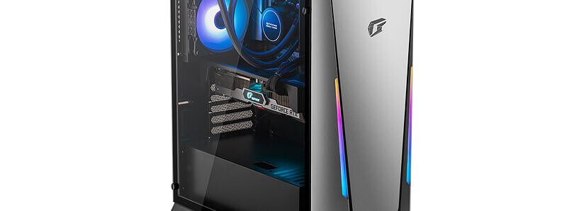 Colorful iGame M600 Mirage gaming tower PCs with RTX 30 GPU officially announced