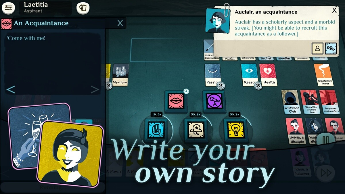 cultist simulator mobile