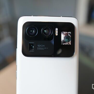 The Xiaomi Mi 11 Ultra's brand new 50MP camera can produce DSLR-like bokeh