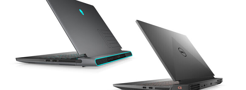 Dell refreshes Alienware and G-series gaming laptop lineups with AMD Ryzen