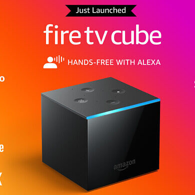 Amazon finally launches its flagship Fire TV Cube streaming box in India