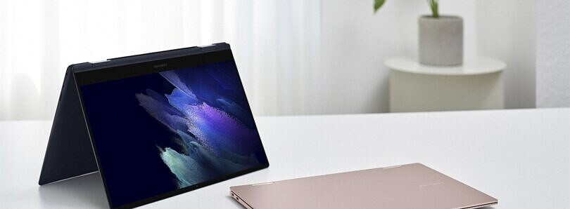 Samsung's new thin and light Galaxy Book Pro family has AMOLED screens and more