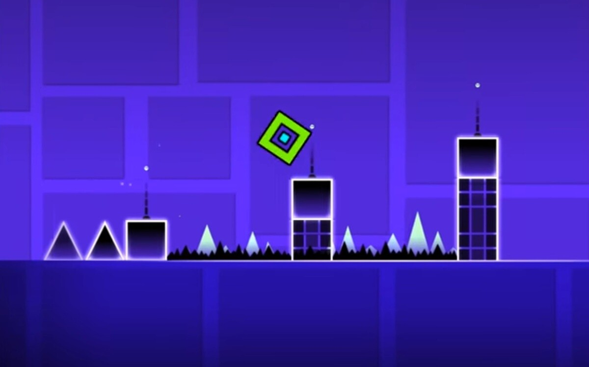geometry dash mobile
