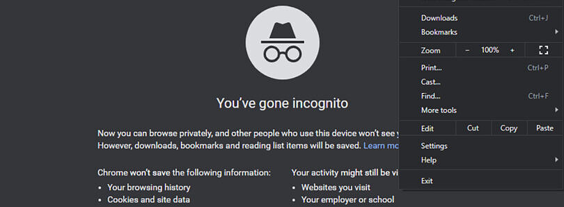 Google Chrome's Incognito mode is getting its own native dark theme