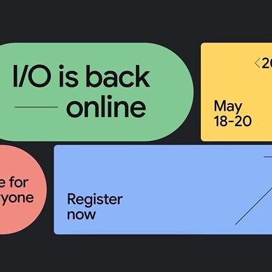 Google I/O 2021 schedule goes live: Here's what to look out for