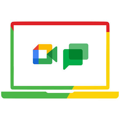 New Chromebooks will soon come with Meet and Chat apps preinstalled