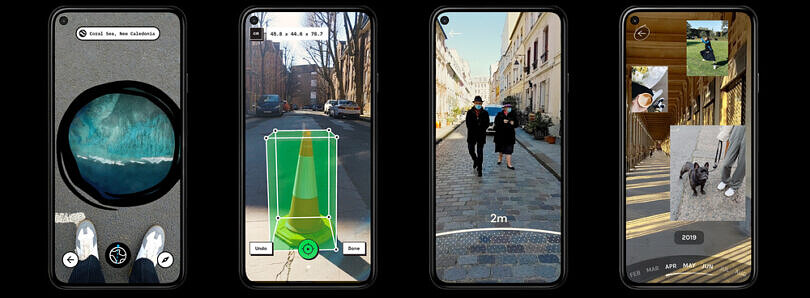 Google's new AR experiments help you see and measure the world around you