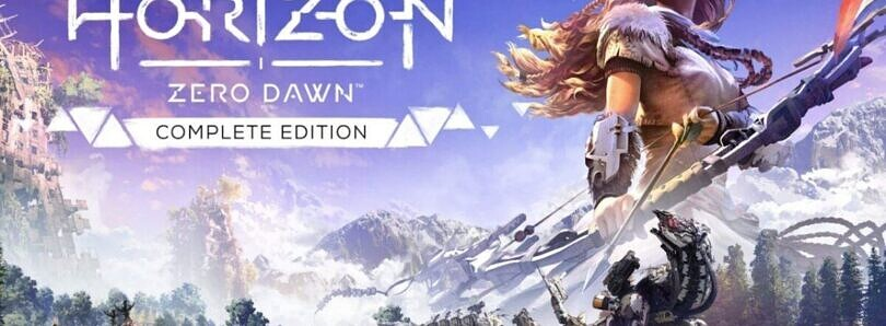 Here's how to get Horizon Zero Dawn Complete Edition for free on the PS4 and PS5