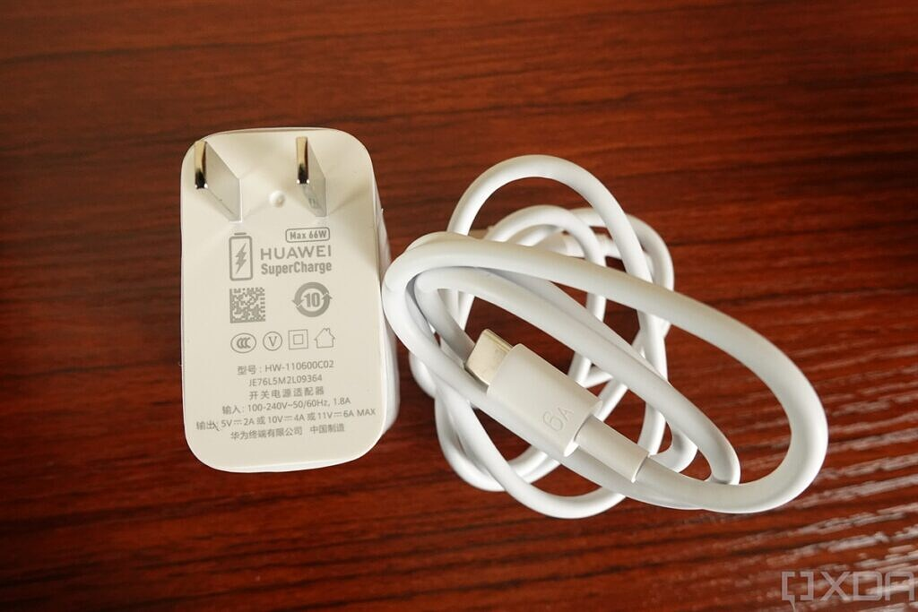 Huawei SuperCharge adapter for the Huawei Mate X2