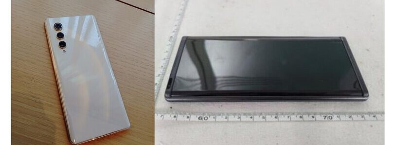 This is our first look at LG's never-to-be-released Rollable and V70 phones