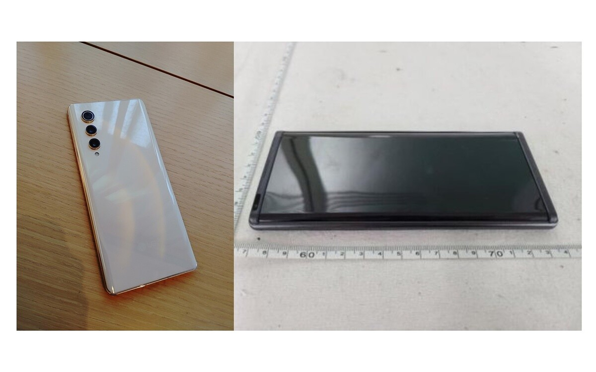 This is our first look at LG's never-to-be-released Rollable and V70 p... image