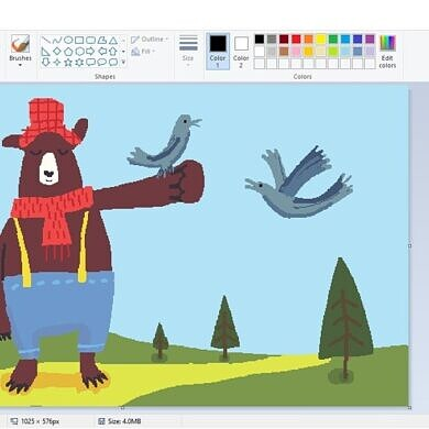 Microsoft puts its beloved MS Paint and Snipping Tool apps on the Microsoft Store