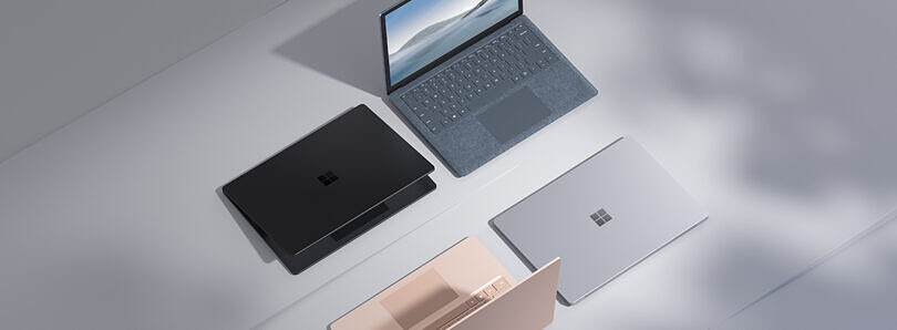 Microsoft Surface Laptop 4 goes official with 11th-gen Intel and AMD Ryzen CPU options