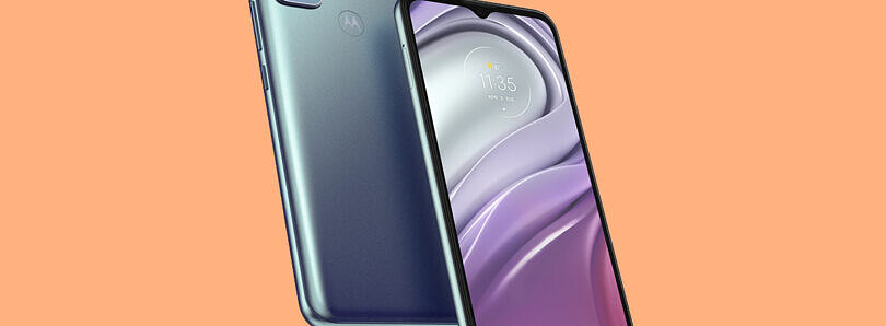 Moto G20 with 90Hz display, 48-megapixel quad-camera goes official in Europe