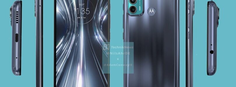 Leaked renders show off upcoming Moto G60 / G40 Fusion and Moto G20