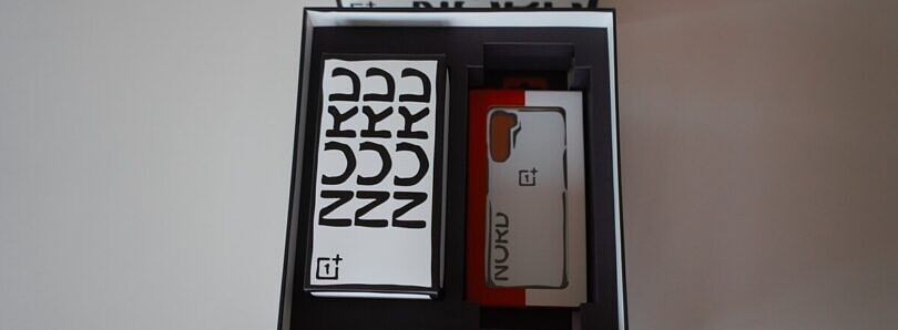This is the OnePlus Nord SE that never saw the light of day