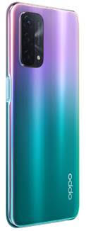 OPPO A74 5G in Fantastic Purple colorway