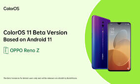 OPPO opens up Android 11 betas for OPPO Reno Z and OPPO A73 5G