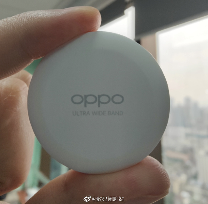 OPPO Smart Tag with UWB support