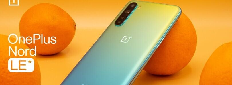 OnePlus Nord LE is an extremely rare device you can't buy