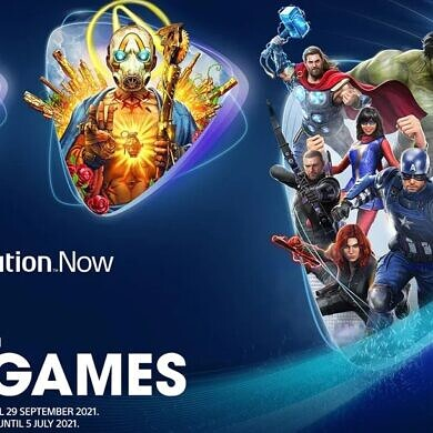 Sony announces three new games coming to PlayStation Now this April