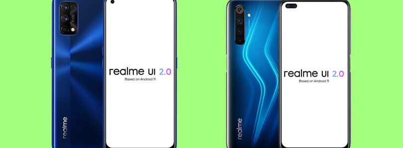 Realme 7 Pro and Realme 6 Pro get official Android 11 update with Realme UI 2.0